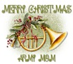 Army Mom-gailz-ChristmasPast-FrenchHorn~RM