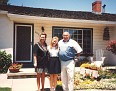Tyrone Malone with Daughter and Grandaughter in Sacramento C