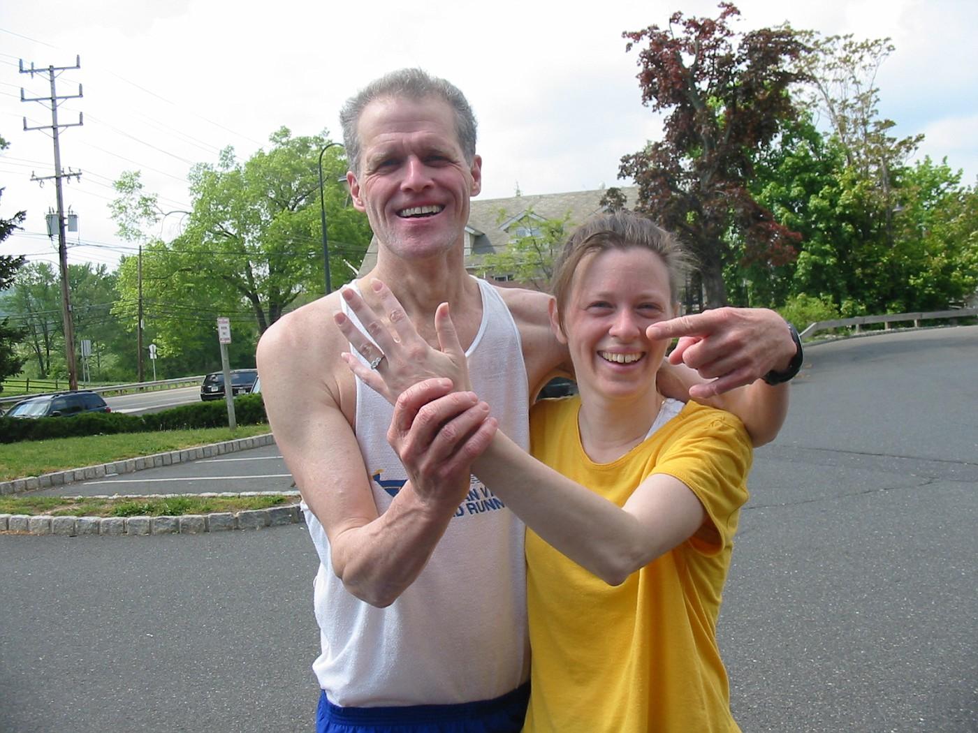 Midland Run Memorial Run 011
