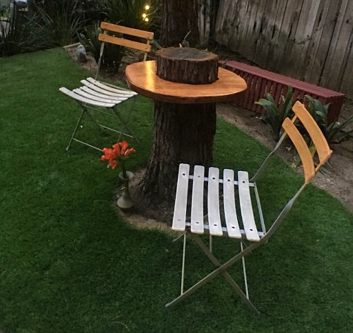 Sequoia Table