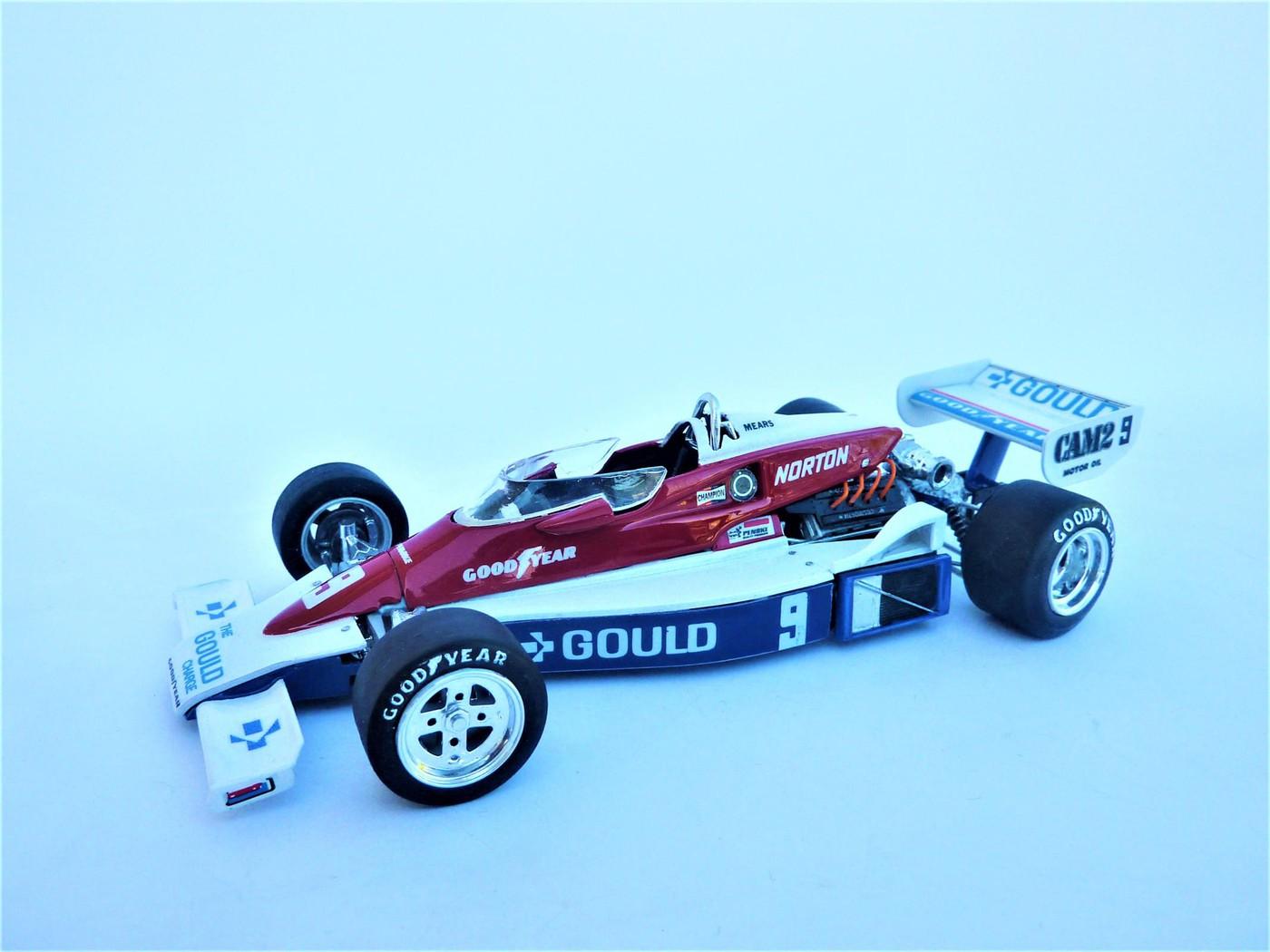 Penske PC6 Indy 1979 Photo-vi