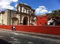 Sunday in Antigua, Guatemala.