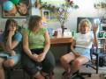 Gabby, Shirin and Maria
