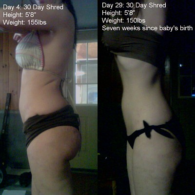 Lose 5 body fat in a week