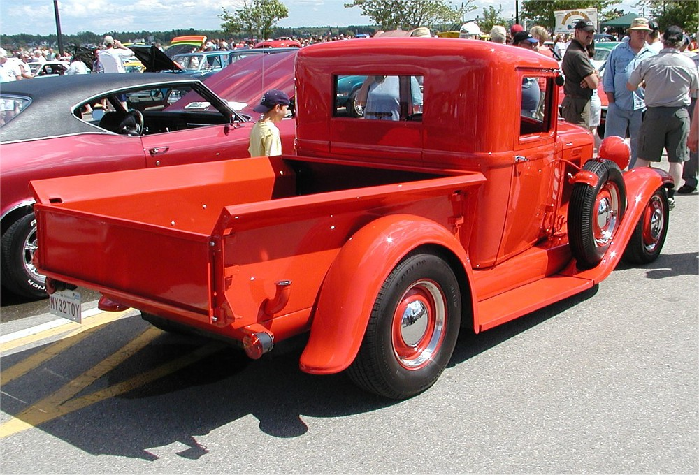 '29 International pickup 3