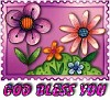1God Bless You-flwrs10