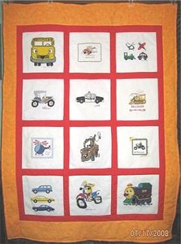 Connor B's Quilt