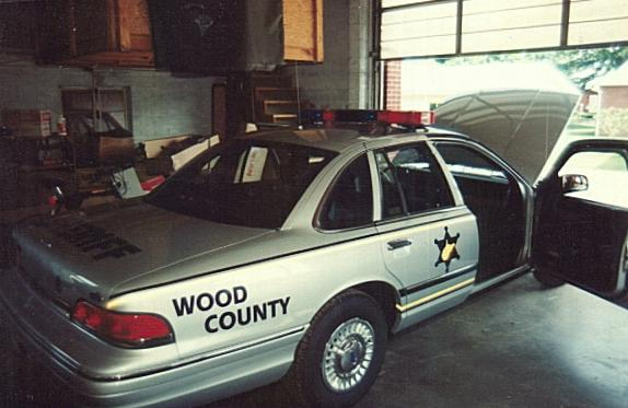 Wood Co, WV Sheriff