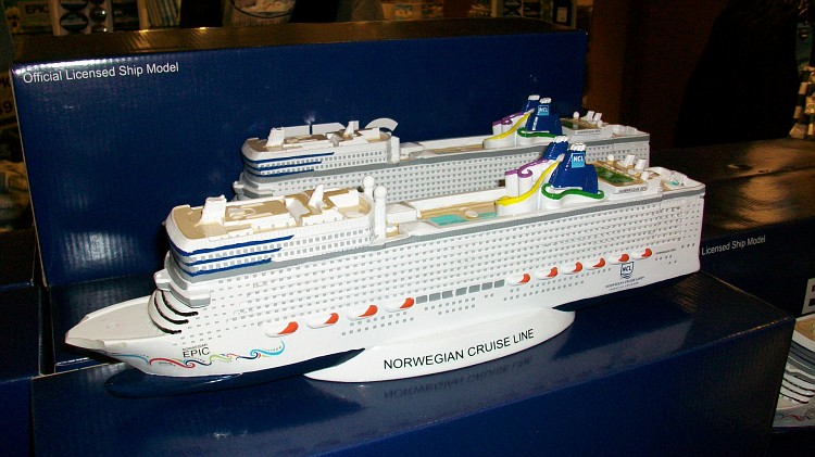 Do They Sell Ship Models Onboard The Ncl Ships Cruise