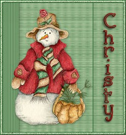 Christy LadySnowman LT-vi