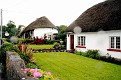 Thatched cottages, Adare, Ireland