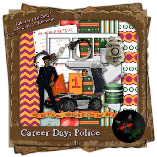 Career Day: Police (Full)