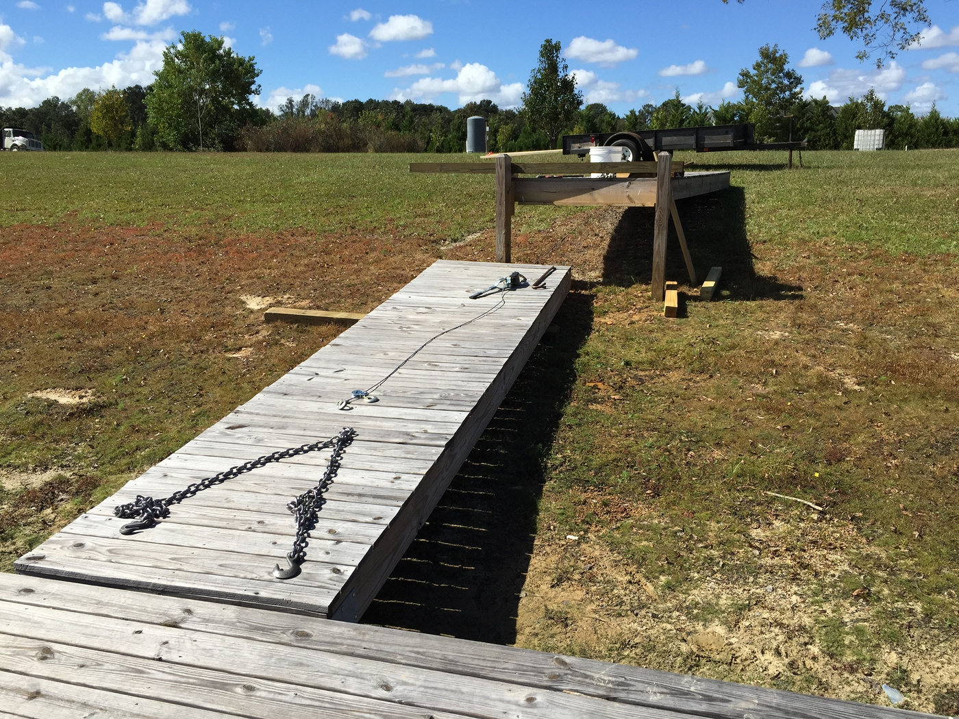 Floating Dock Build - Phase 2 | Property Projects